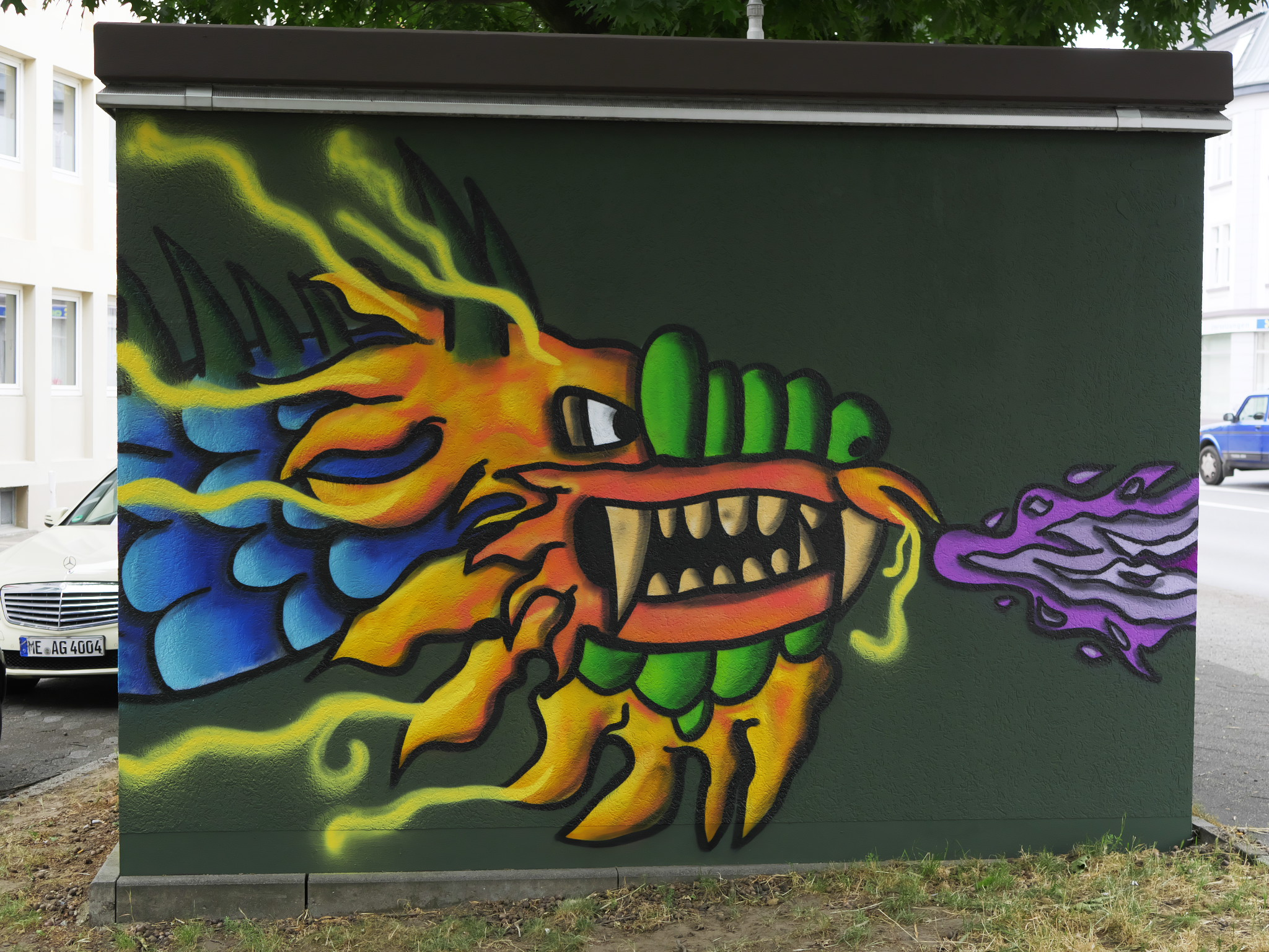 jugendkulturjahr-ratingen-jkj-2020-Street Art Map-Dragon of the West 1